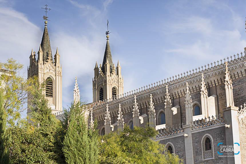 Monasterio de los Jeronimos Madris
