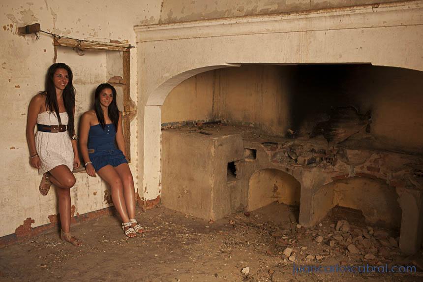 Sesion fotos ruinas