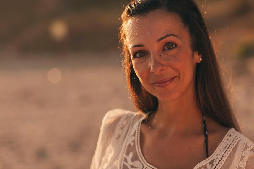 Sesion Maternidad Pregnat playa retrato Embarazo
