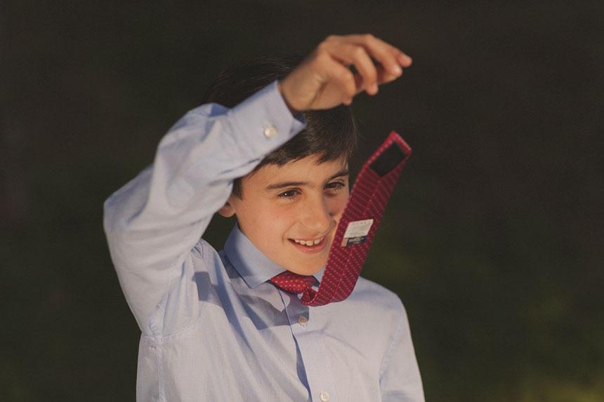 Fotos corbata comunion