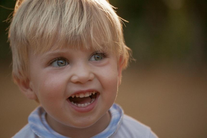 retrato fotos niños