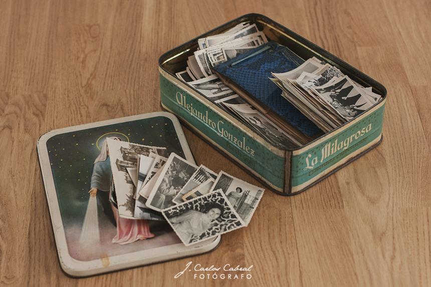 caja de recuerdos