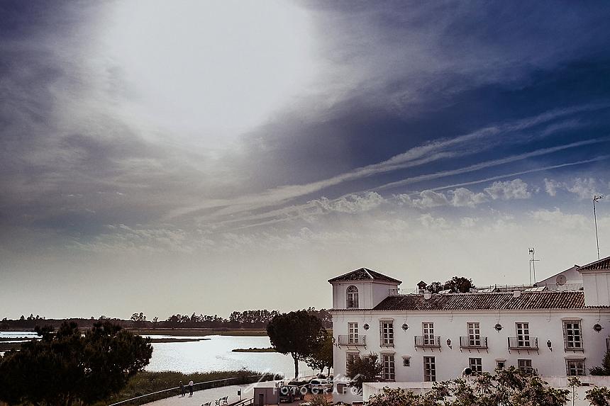 Hotel el Toruño, aldea del rocio
